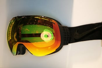 Nike Command goggles closeup
