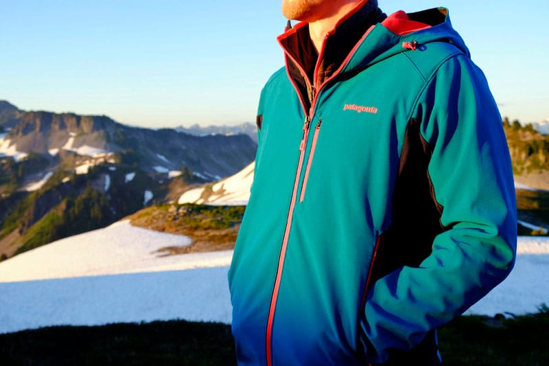 Non-insulated jackets for men