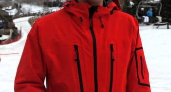 Obermeyer Mens Capitol Shell Jacket