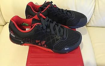 Reebok Men's Crossfit Nano 4.0 Training Shoe