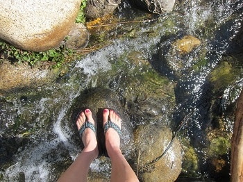 Reef Sandy Flip-flop