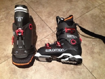 Salomon Quest Pro 90 Ski Boots Men's