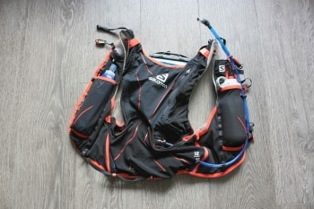 Salomon S-Lab Advanced Skin3 12-Set Racing Vest