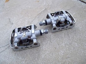 Shimano M324 Clipless SPD-Flat MTB Pedals
