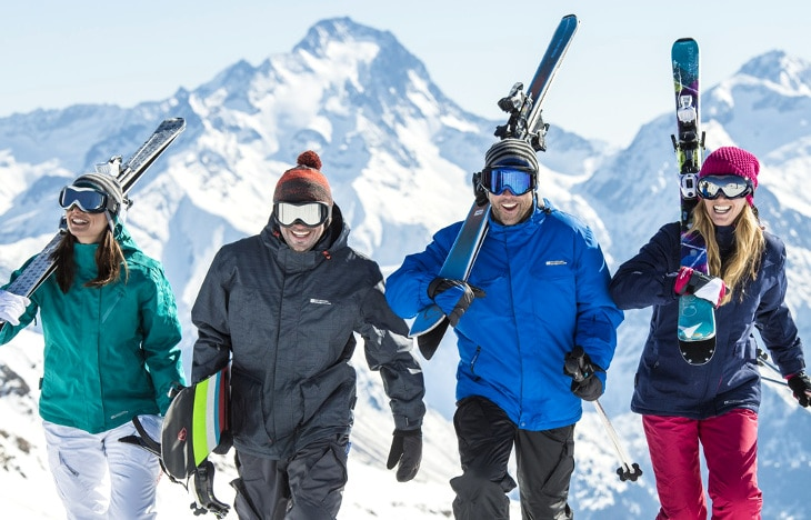 Best Men S Ski Jackets Best Products On The Market