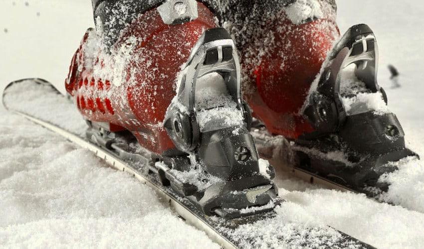 Ski boots width