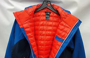 TNF MCL Thermoball Snow Jacket