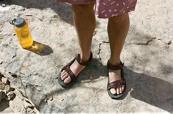 TerraFi 4 Sandal