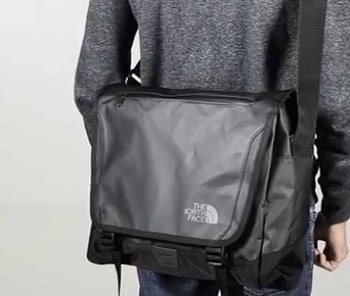 The North Face Base Camp Messenger TNF