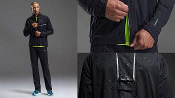 The Saucony Mens Nomad Jacket