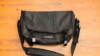 Timbuk2's Classic Messenger Bag