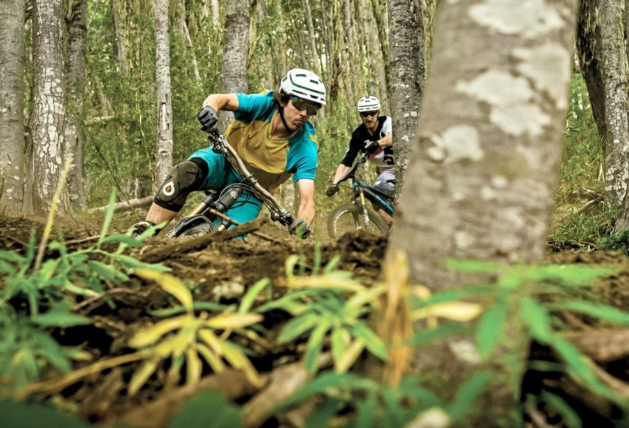 Types of Mountain Bike Helmets