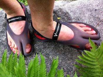 Vivobarefoot Womens Achilles Sandal