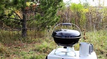 Weber Jumbo Joe 18-Inch Portable Grill