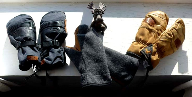 snowboard mitts for winter