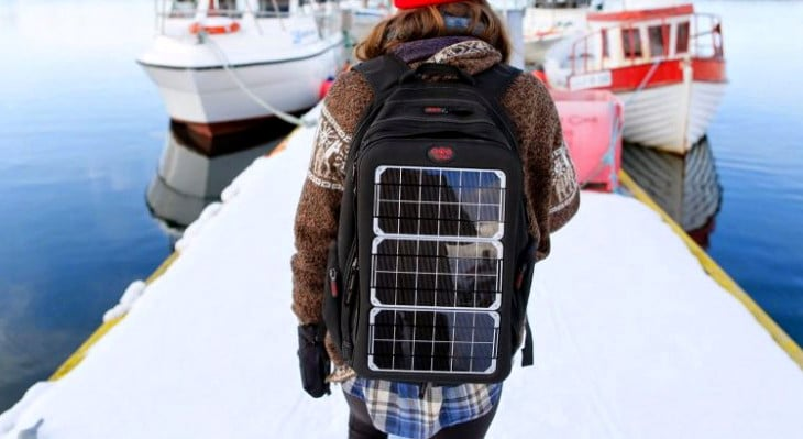 Backpack with good interior space