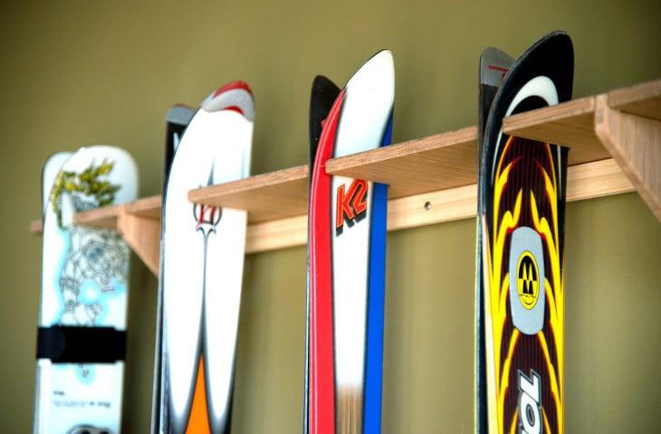 Choosing your ski