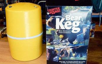 Counter Assault Bear Keg EX