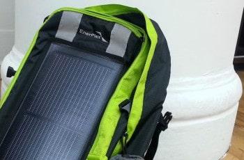 EnerPlex Packr Commuter Solar Backpack