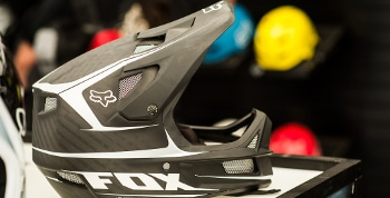Fox Head Rampage Race Helmet