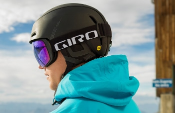 Giro Range Snow Helmet