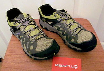 Merrell Men S Capra Rapid Hiking Water Shoe