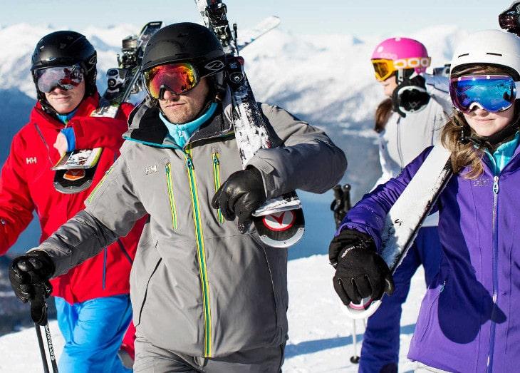 New Ski Clothings