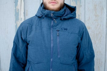 Outdoor Research Mens Stormbound Jacket