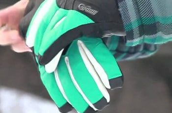 Pow Gem Gloves
