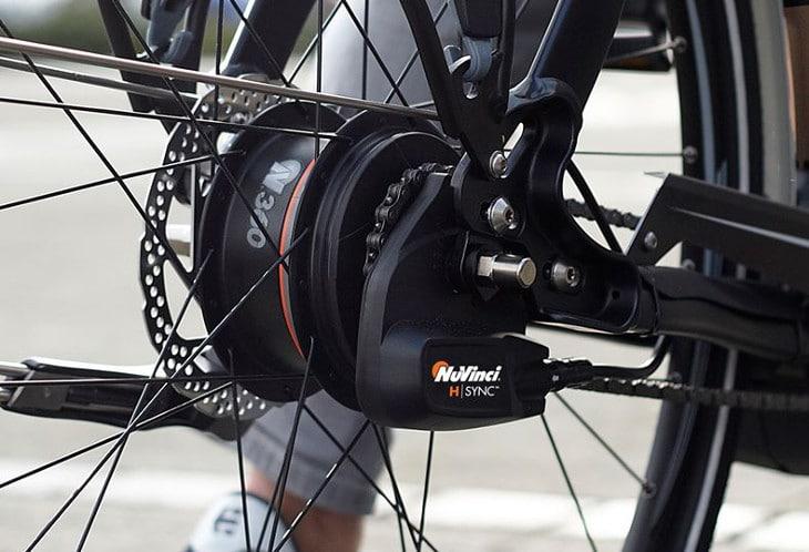 Road bike gear set