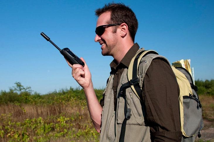 Satellite phone myths