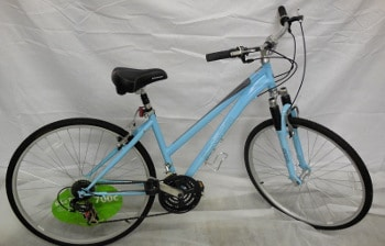 Schwinn Womens Community Hybrid Bicycle