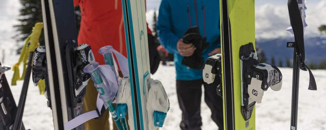 Skills must match skis