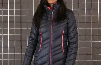 Spyder Womens Timeless Hooded Jacket