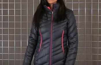 Spyder Womens Timeless Hooded Jacket