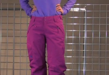 TNF Womens Freedom LRBC Insulated