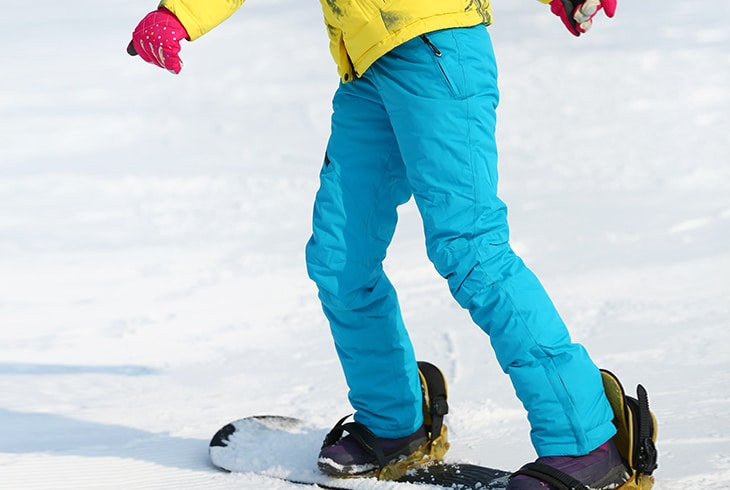Women's snowboarding pants
