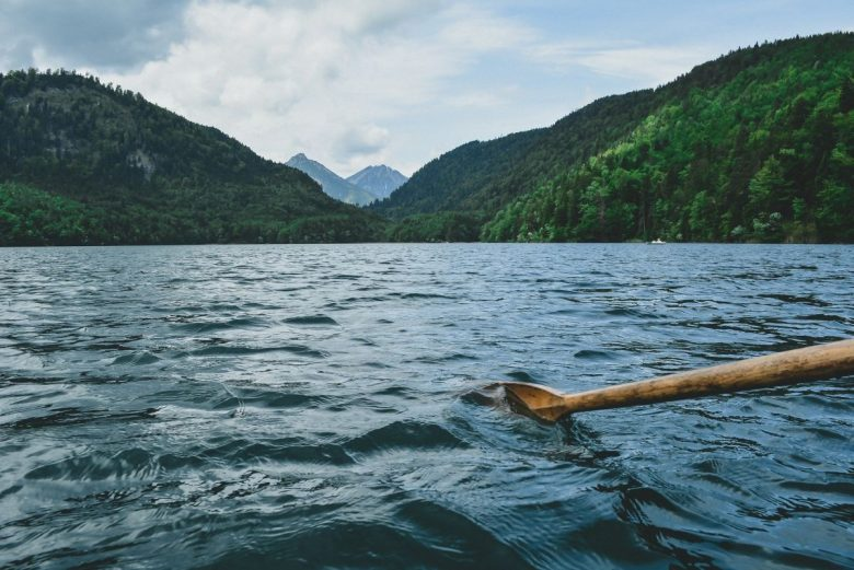 how to make a diy canoe paddle