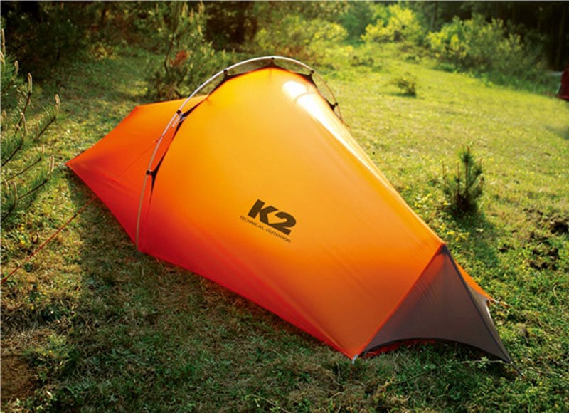 low footprint tents
