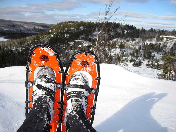 snowshoes for beginners