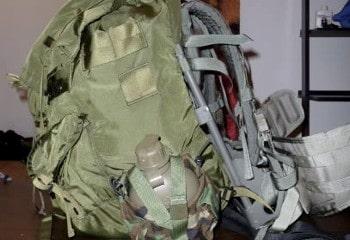 A.L.I.C.E. Frame Backpack