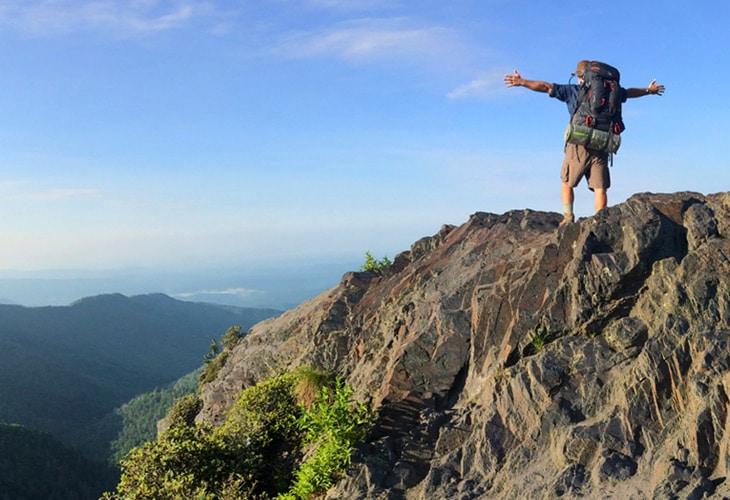 Appalachian trail complete