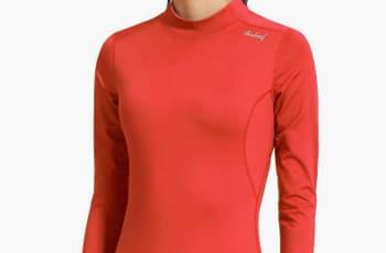 Baleaf Womens Fleece Running Shirt