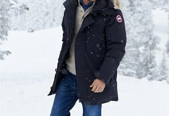 Canada Goose Mens Expedition Coat