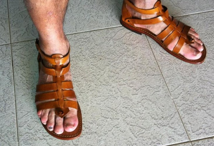 Casual city sandal