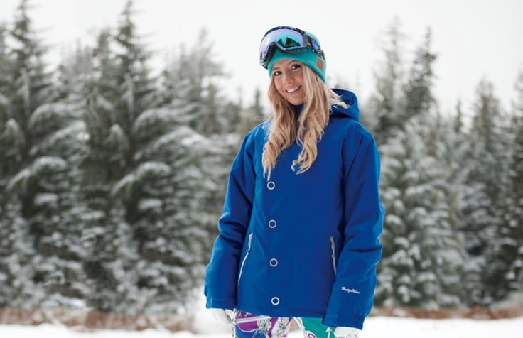 Fashion snowboard attire
