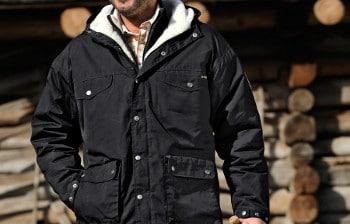 Fjallraven Mens Greenland Winter Jacket