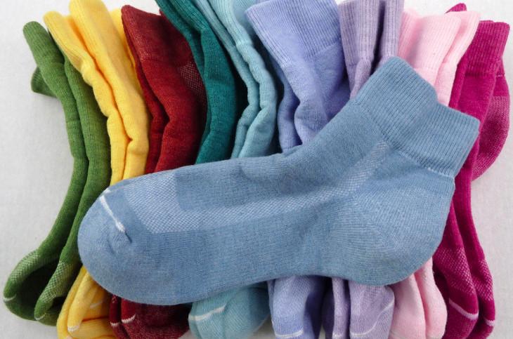 Ingeo made socks