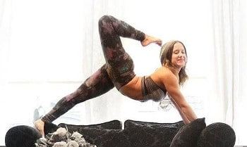 Lucy Activewear Studio Hatha Legging