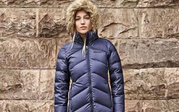 Marmot Womens Montreaux Down Coat